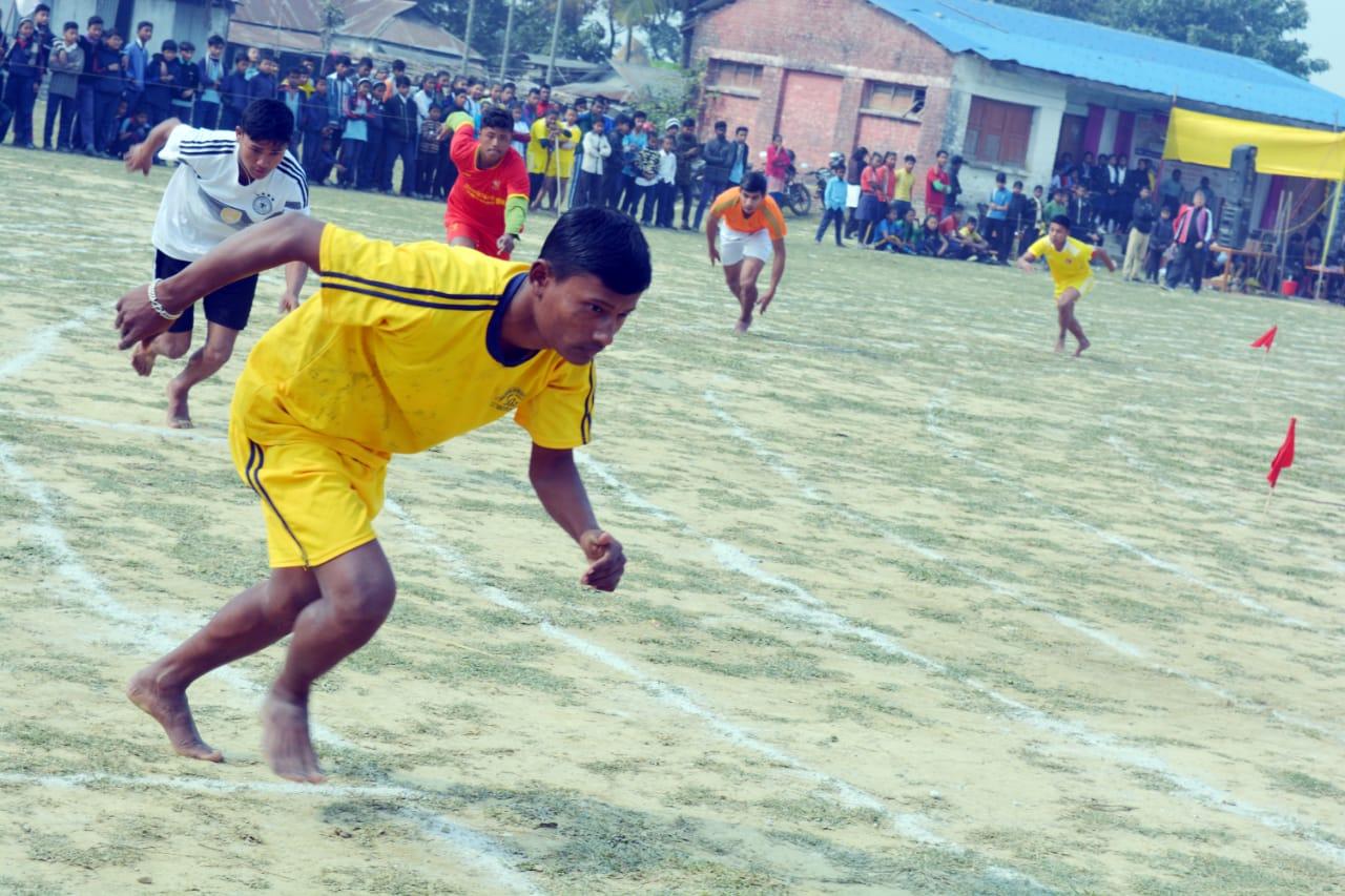 झापाको कचनकवलमा बाह्रौं राष्ट्रपति तथा उपराष्ट्रपति कप खेलकुद प्रतियोगिता सुरु(फोटोफिचर सहित)