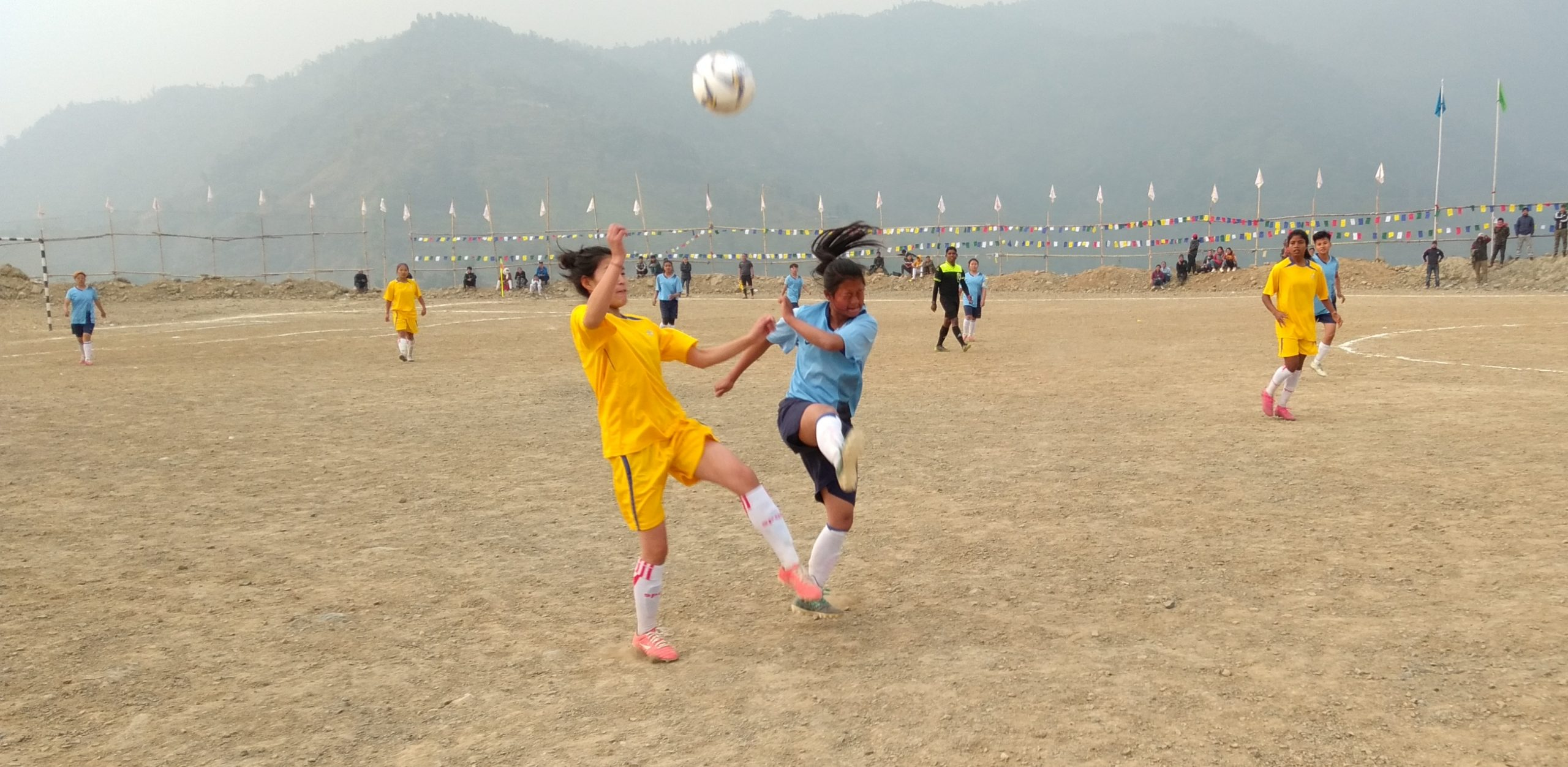 माङसेबुङमा पवित्रहाङमा कप १० औं संस्करण खेलकुद प्रतियोगिता सुरु(फोटोफिचर सहित)
