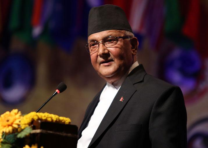 नेपालमा कोही भोकै मर्नु परेको छैनः प्रधानमन्त्री ओली
