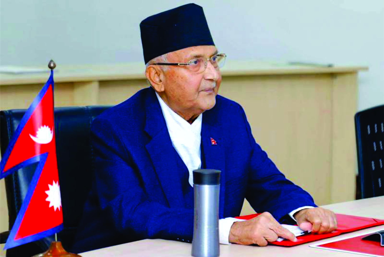 कोरोना भाईरस बिरुद्ध लड्न नेपाल तयार छ : प्रधानमन्त्री ओली