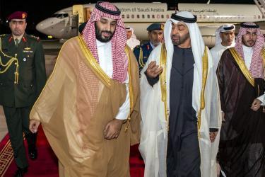 साउदी राज परिवारका दुई सदस्यको गिरफ्तारी