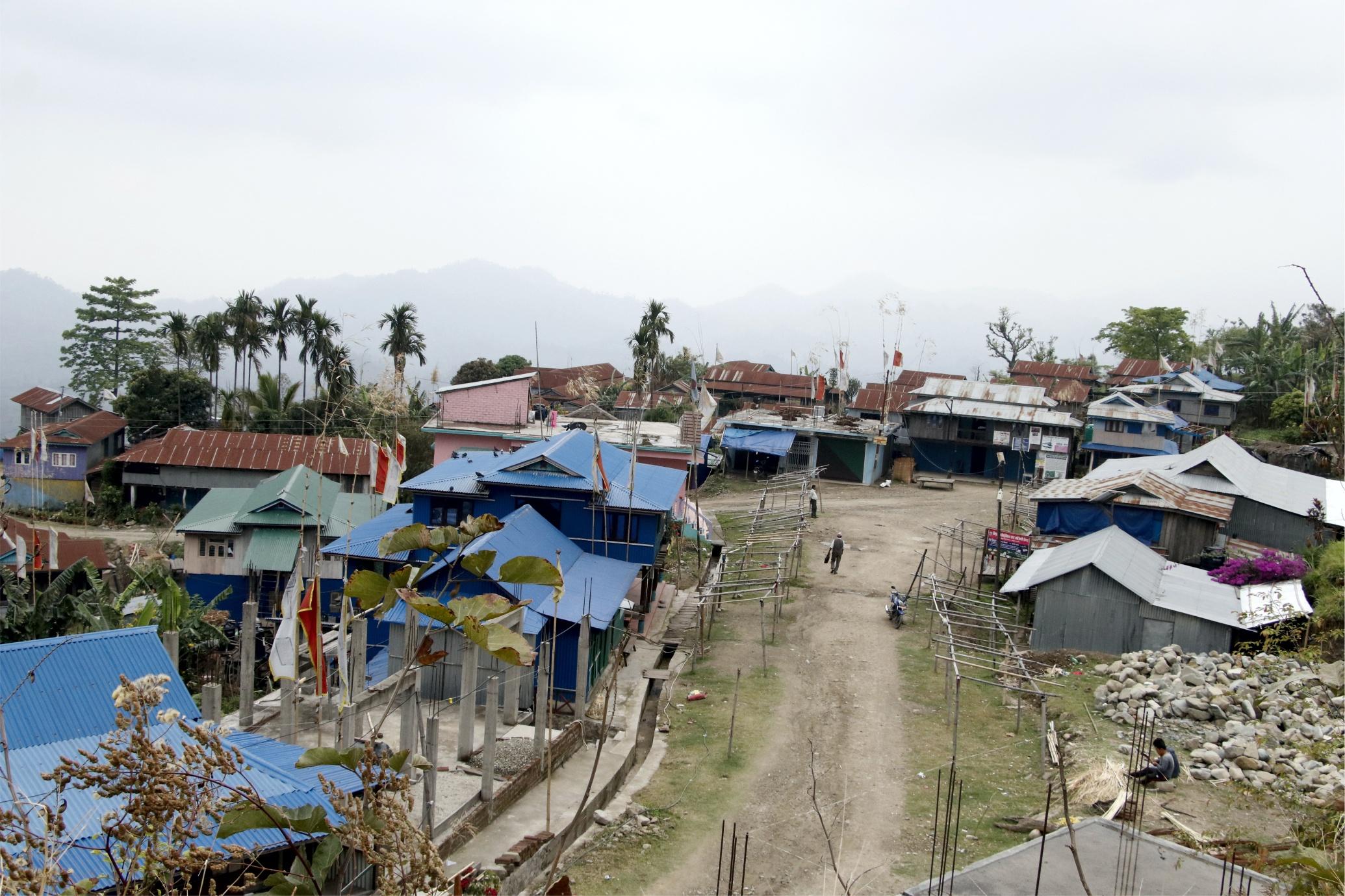 'लकडाउन : माङसेबुङ, १५ फरक तस्बिरमा(फोटो फिचर सहित)