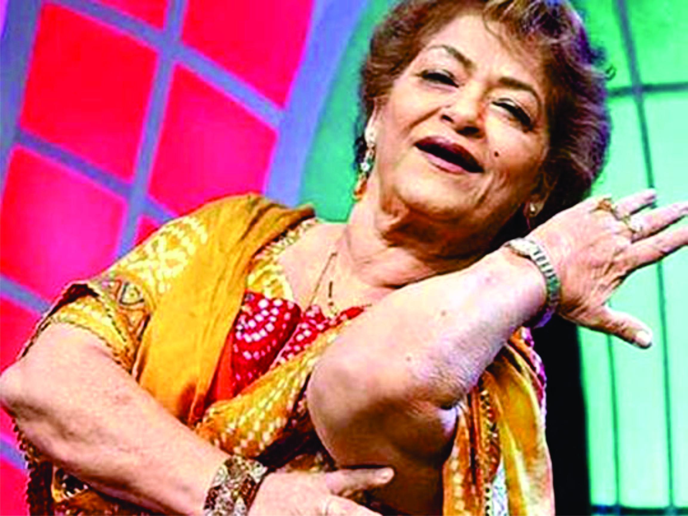 रहेनन् भारतीय कोरियोग्राफर सरोज खान