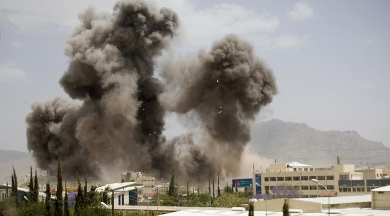 लेबनानमा शक्तिशाली बम बिष्फोट, ७० जनाको मृत्यु