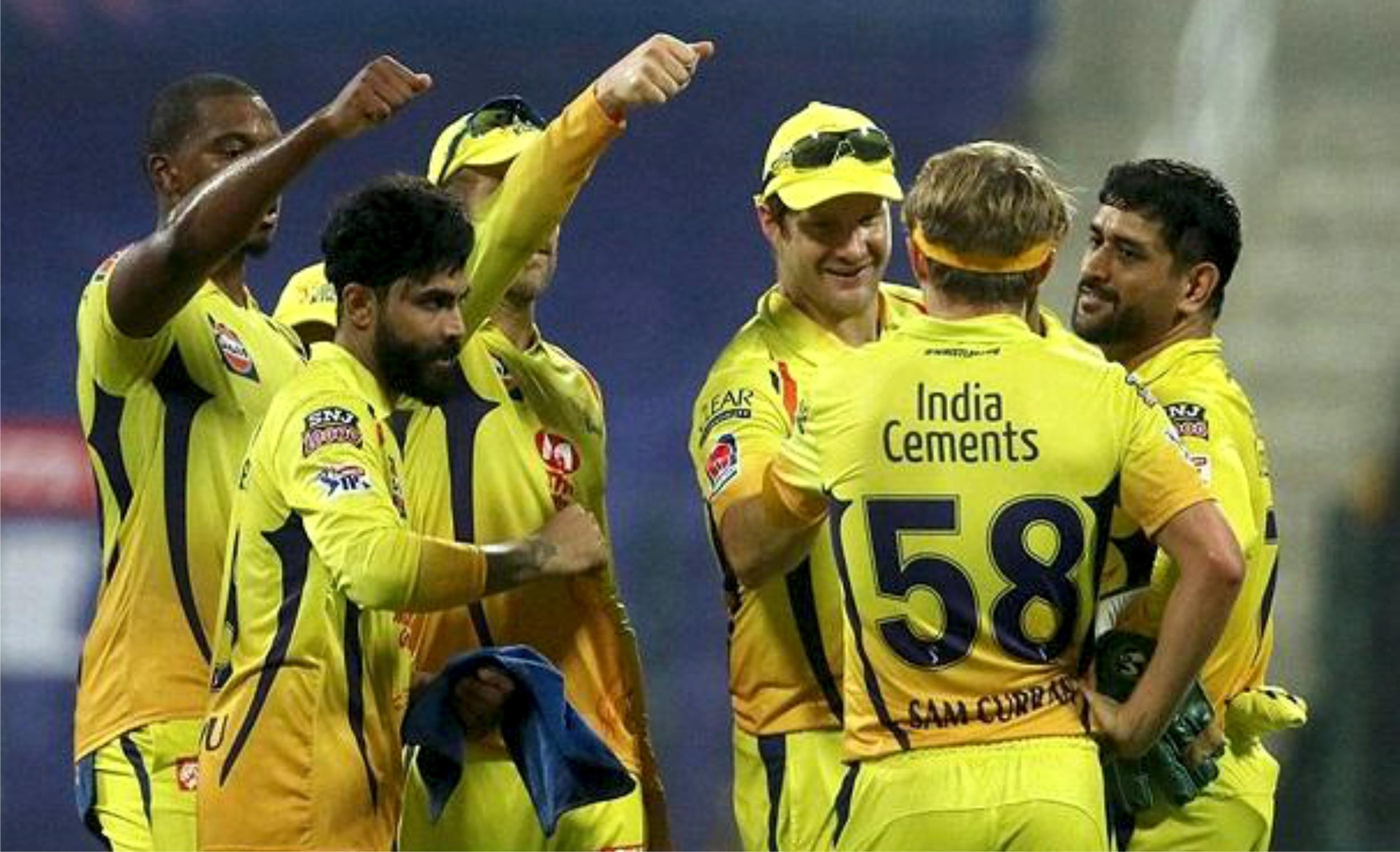 आईपीएल : चेन्नईको सुखद विजयी सुरुवात