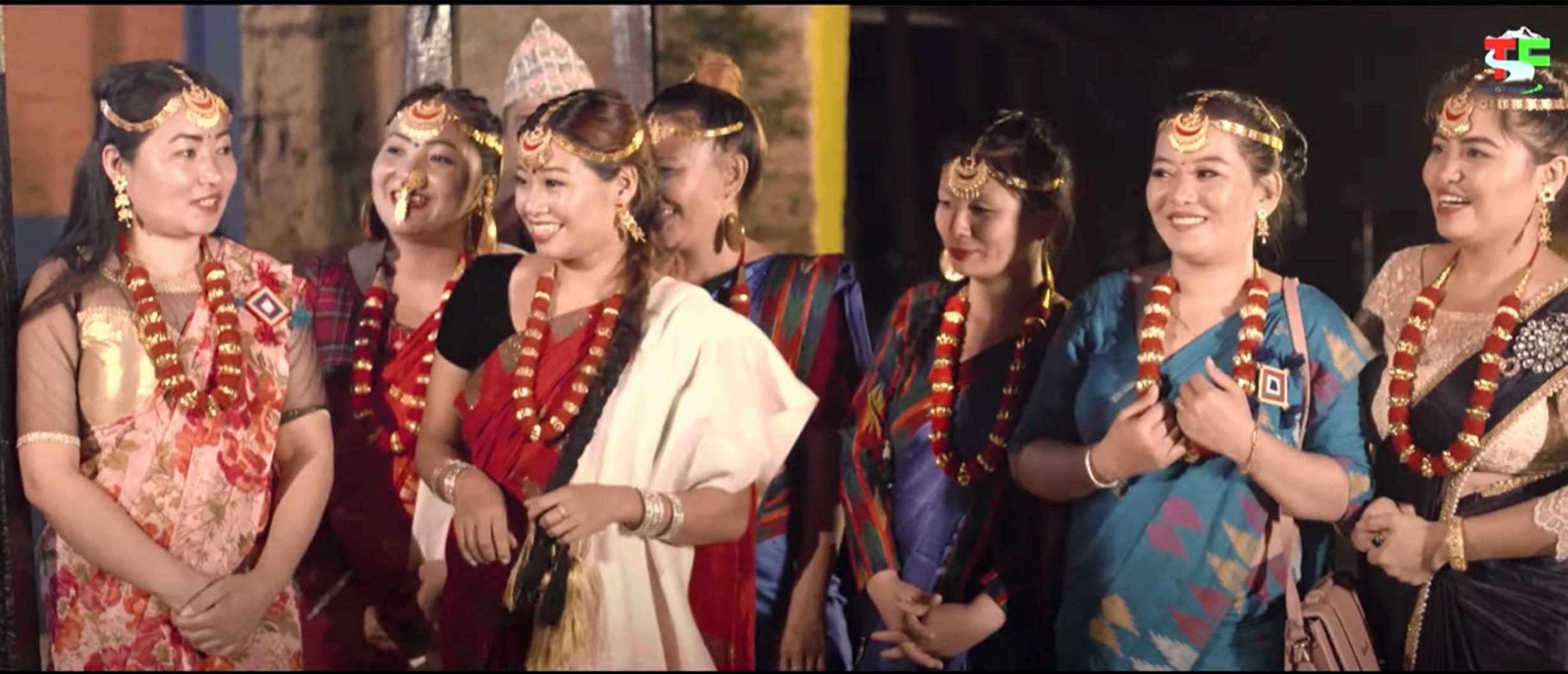 सुमन र गंगाको स्वरमा पाःलाम 'आनी याक्थुङबा' सार्वजनिक (भिडियो सहित)