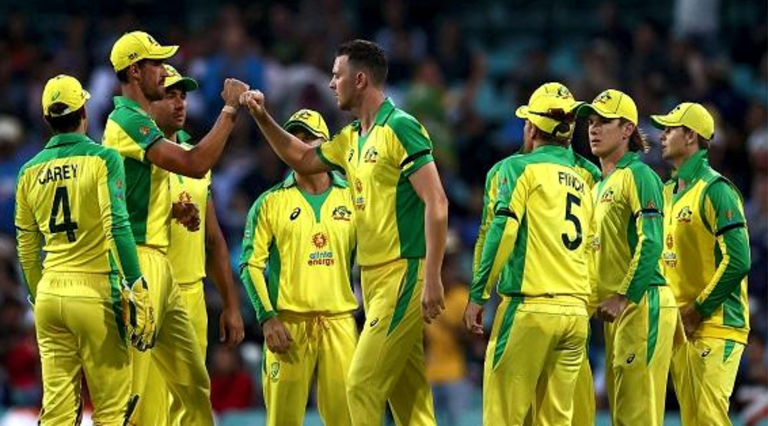 एकदिवसीय क्रिकेटमा भारतमाथि अष्ट्रेलियाको सहज जित