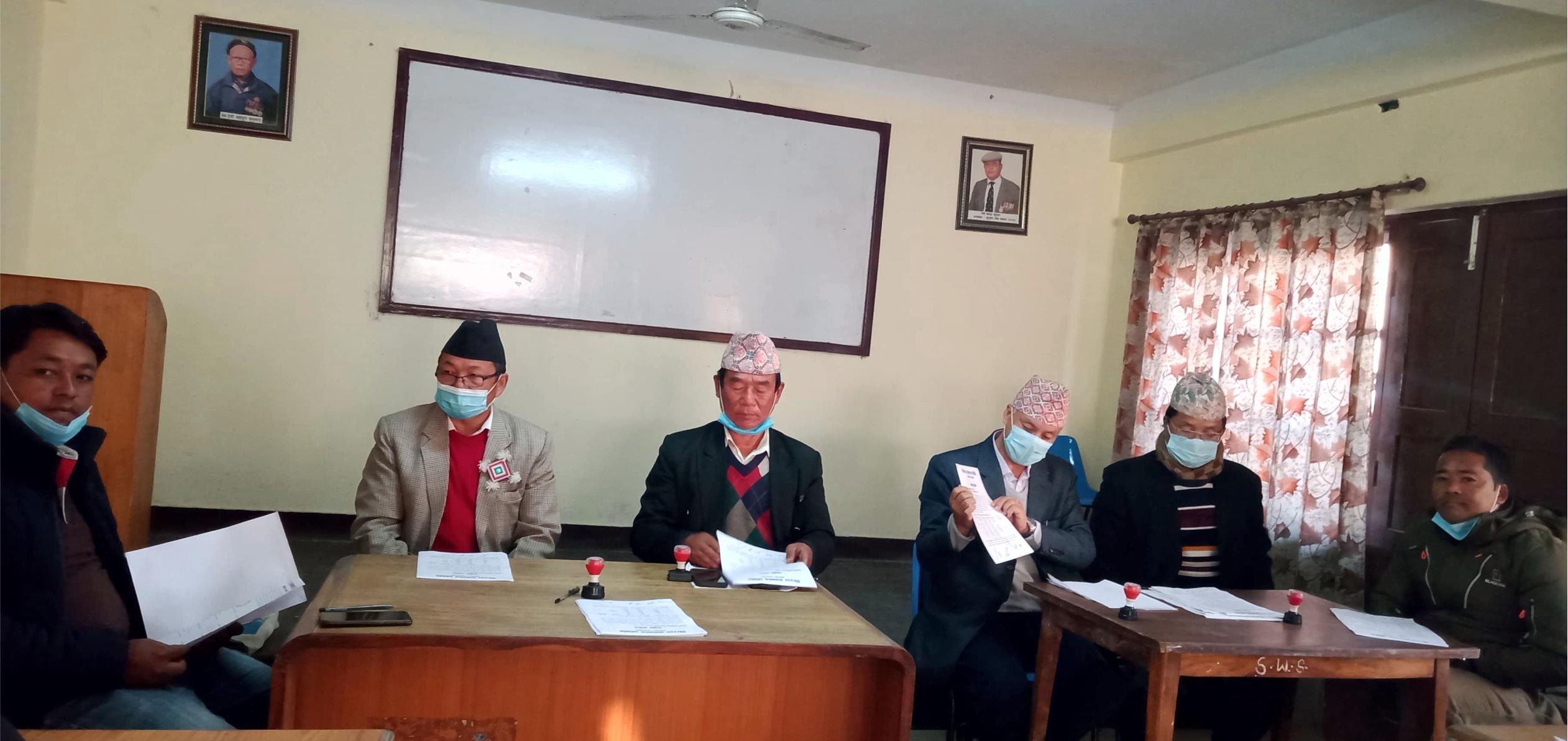 राष्ट्रिय जनगणनामा 'किरात धर्म' लेख्न आठ किरातजन्य संस्थाको संयुक्त अपिल
