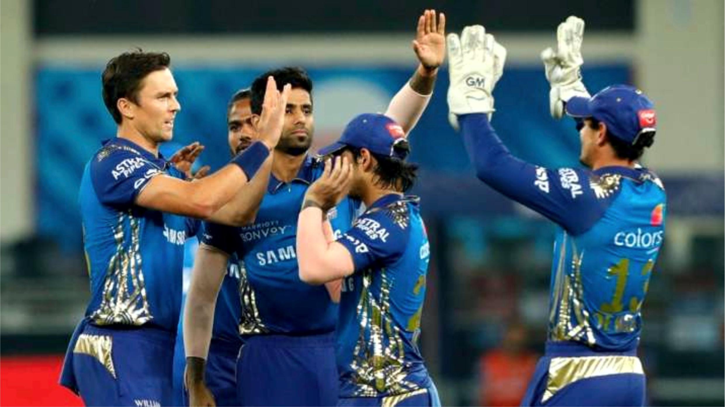 आईपीएल : दिल्लीमाथि जित निकाल्दै मुम्बई फाइनलमा