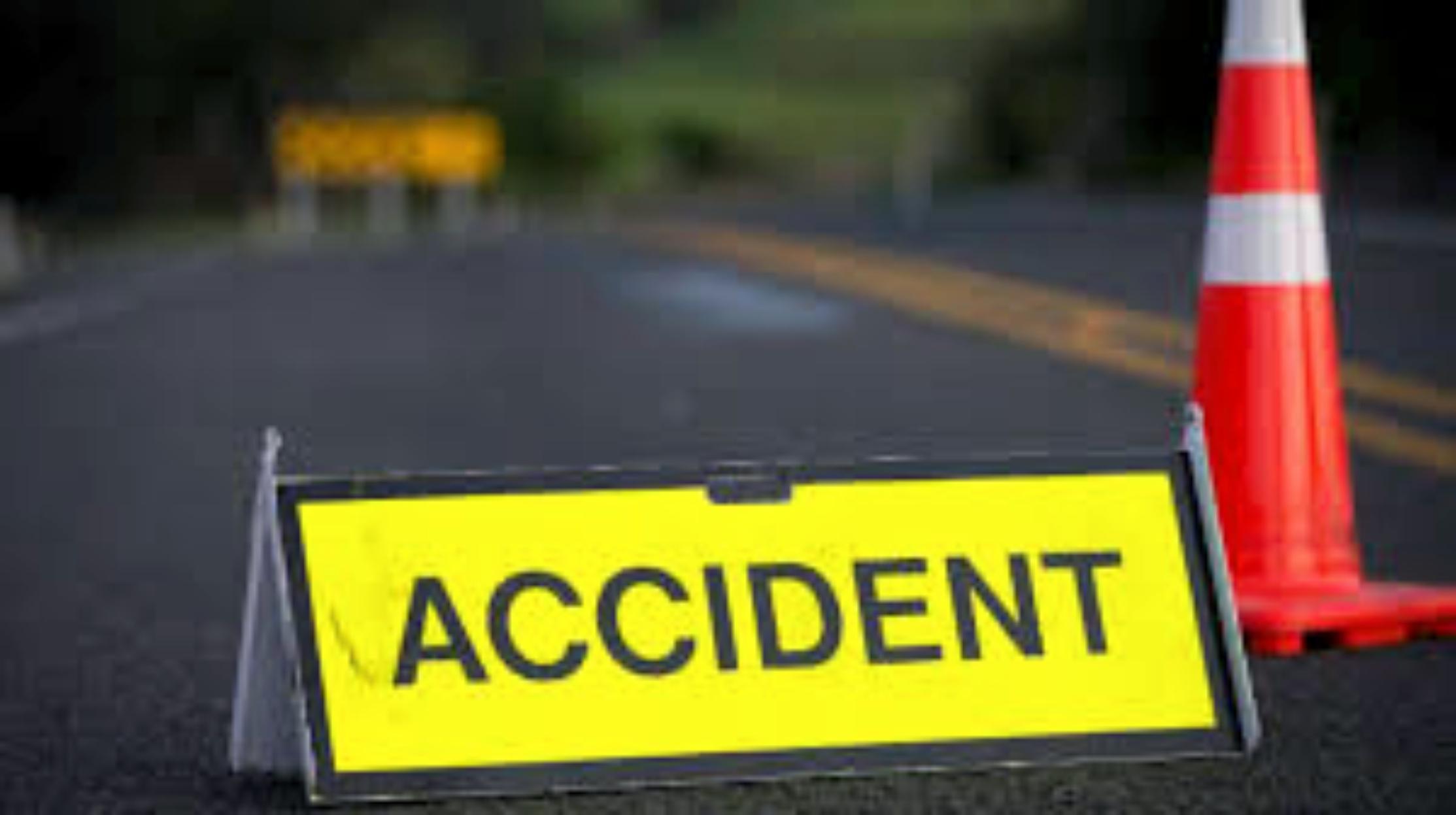 झापाको दमकमा दुर्घटना हुंदा अटो चालक सहित दुईको मृत्यु