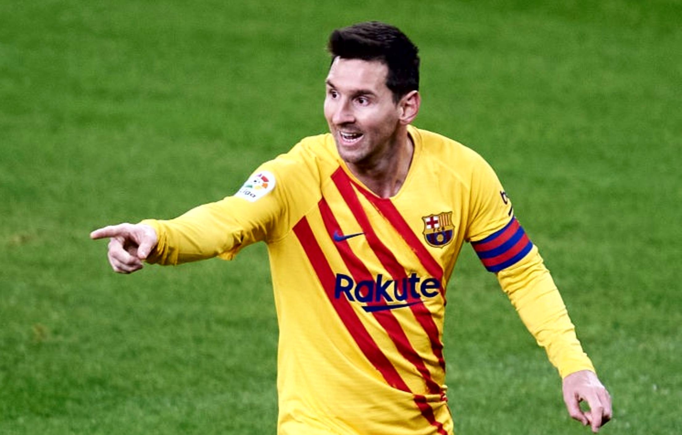 ला लिगा : कप्तान मेस्सी चम्किदा बार्सिलोना विजयी