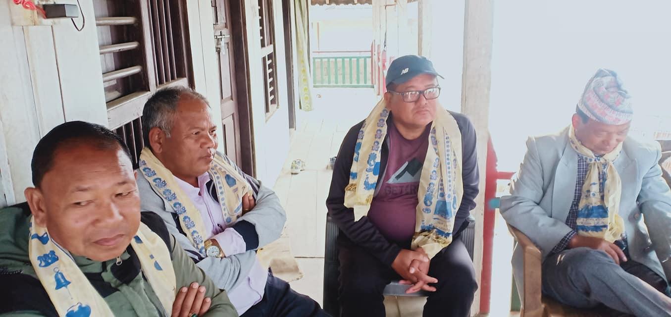 किरात धर्म लेखौं अभियानको अन्तरक्रिया सिन्धुलीमा सम्पन्न