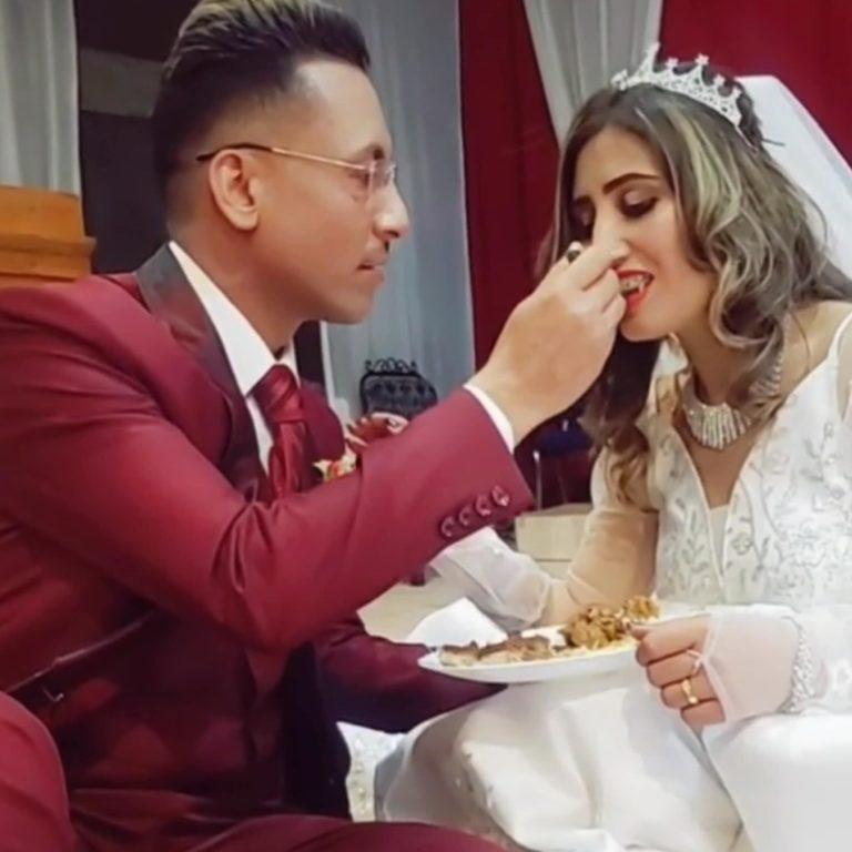 गायिका अन्जु पन्तको विवाह थिरसंग