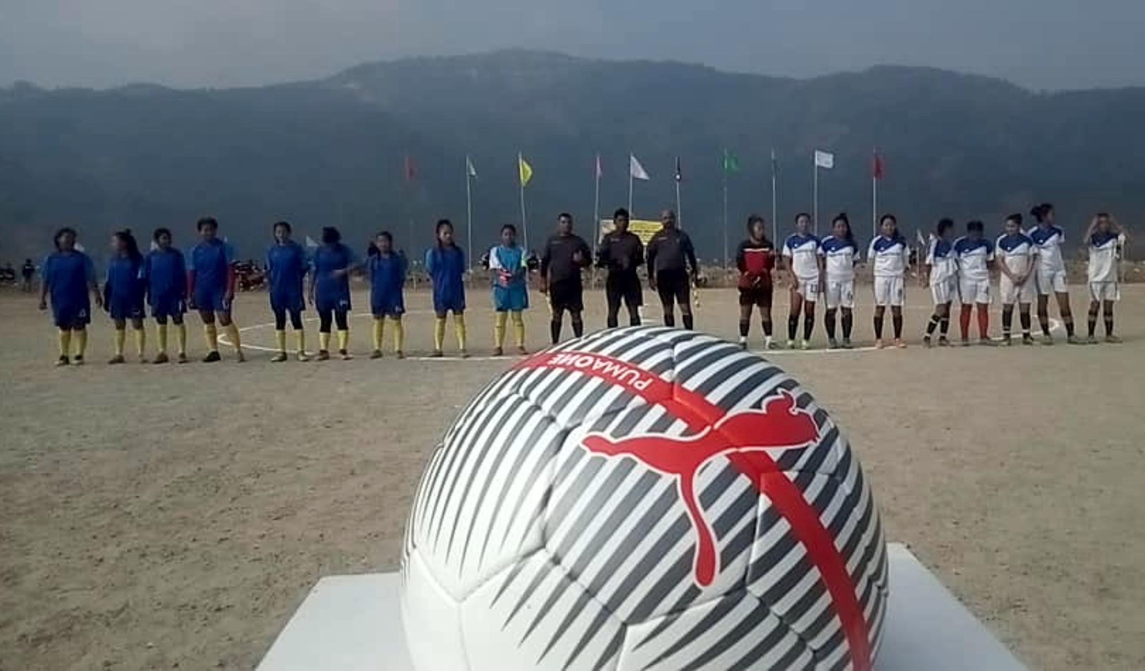 माङसेबुङमा पबित्रहाङमा कप खेलकुद प्रतियोगिता शुरु