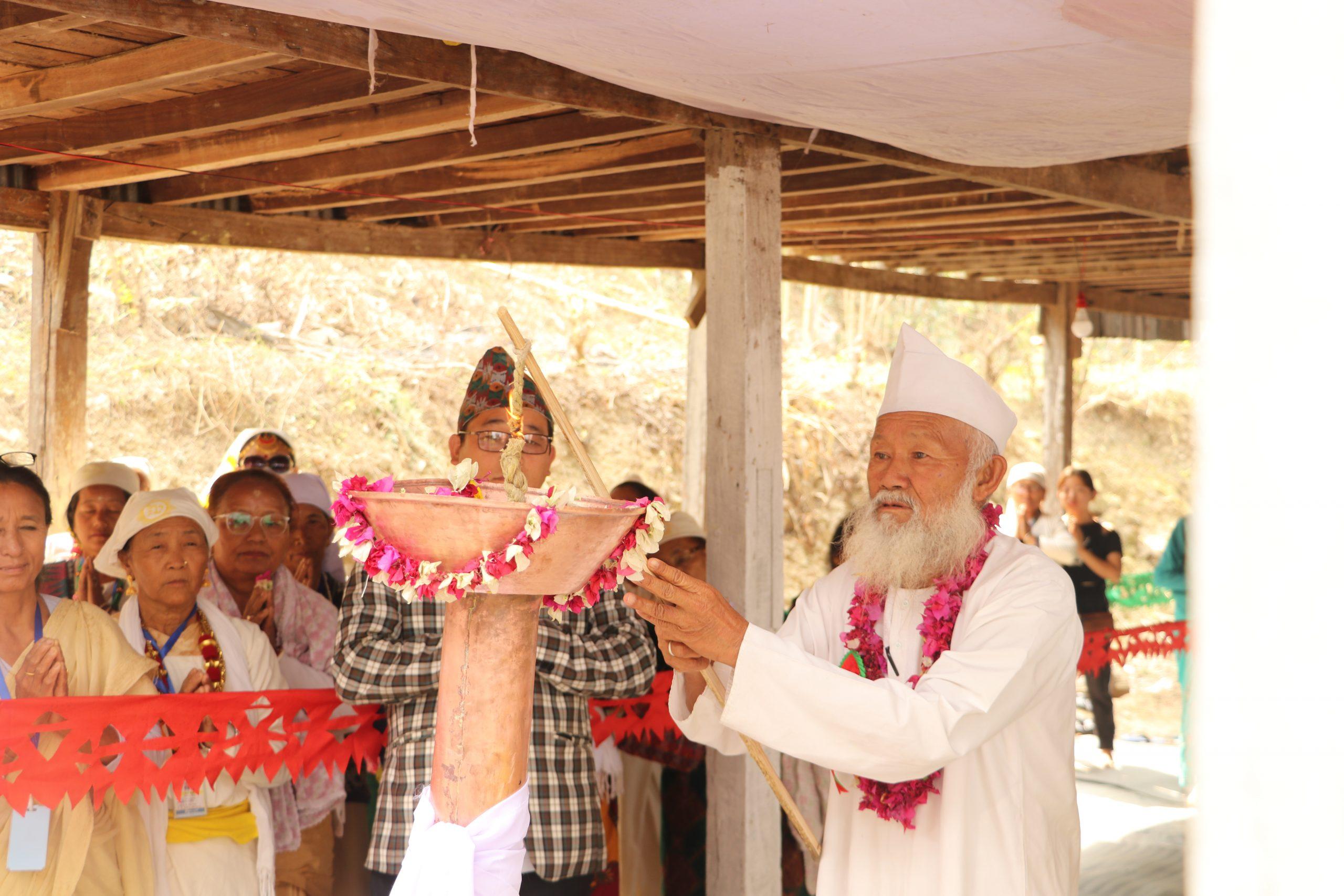किरात साम्यो माङसेवासावा पान्जुम्भोको २३ औ स्थापना दिवस सम्पन्न(फोटो फिचर)