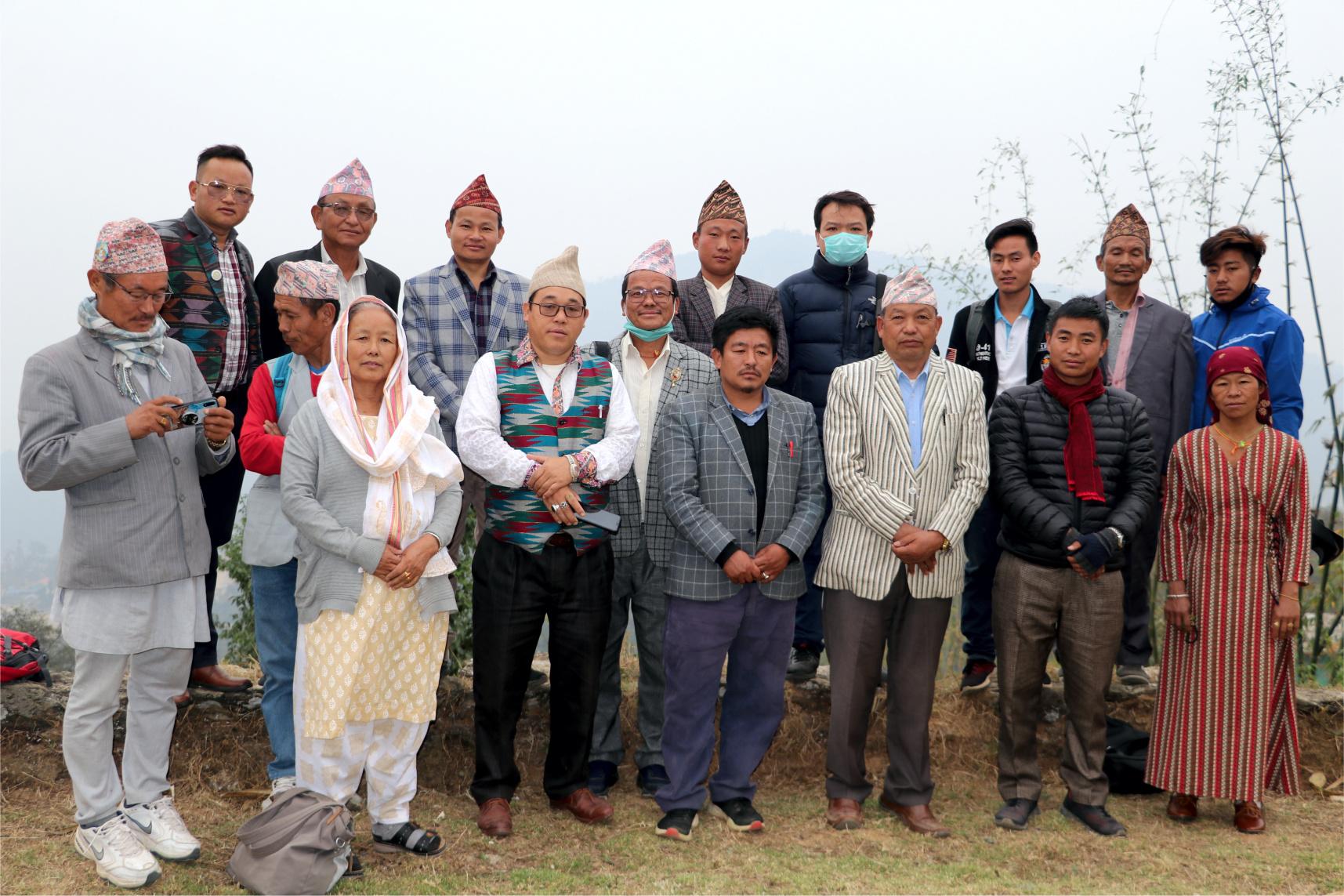 खोटाङमा किरात धर्म लेखौं अभियान समिति गठन
