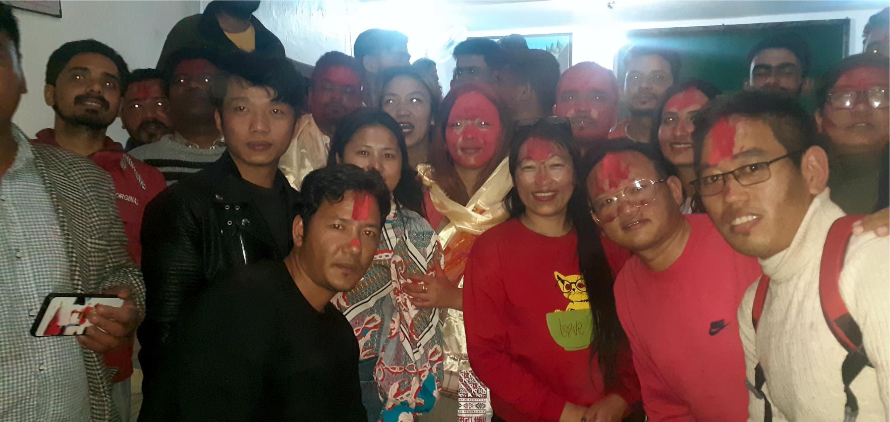 नेपाल पत्रकार महासंघ जिल्ला शाखा इलाम अध्यक्षमा बिप्लव भट्टराई