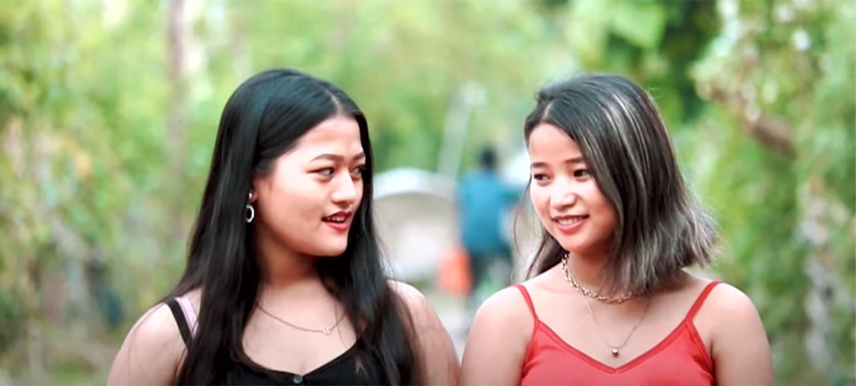 इन्द्रशुसिल र गंगाको आवाजमा 'तेह्रथुमे कालु' सार्वजनिक(भिडियो सहित)