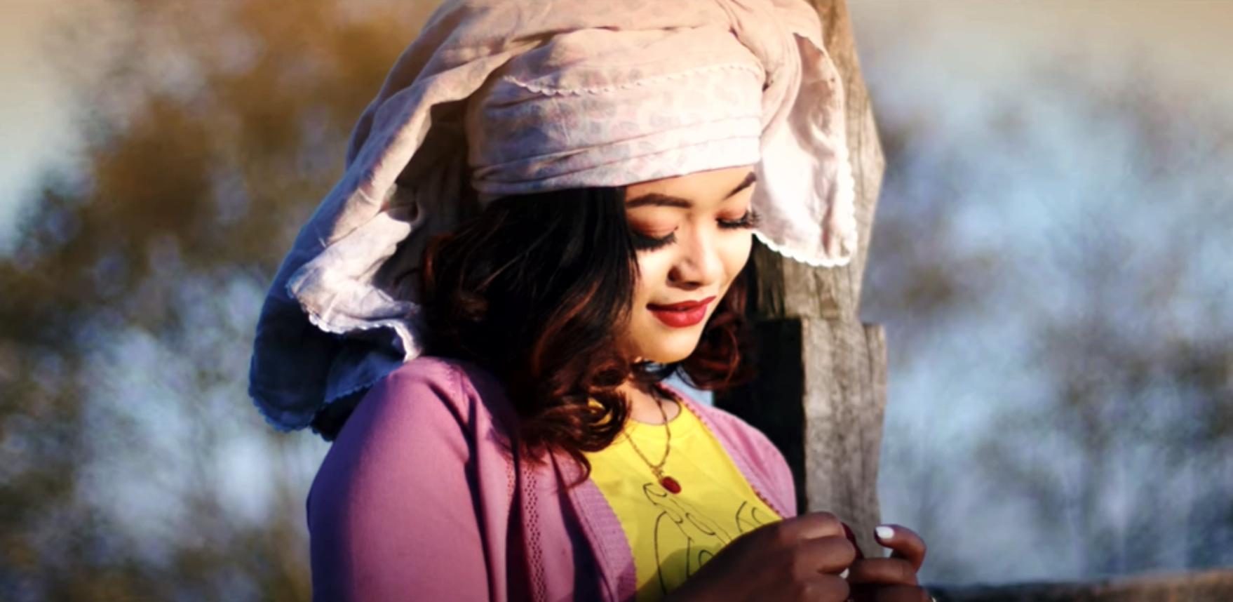 केन्जल र दुर्गा अभिनित 'अक्खे लरिक' सार्वजनिक(भिडियो सहित)