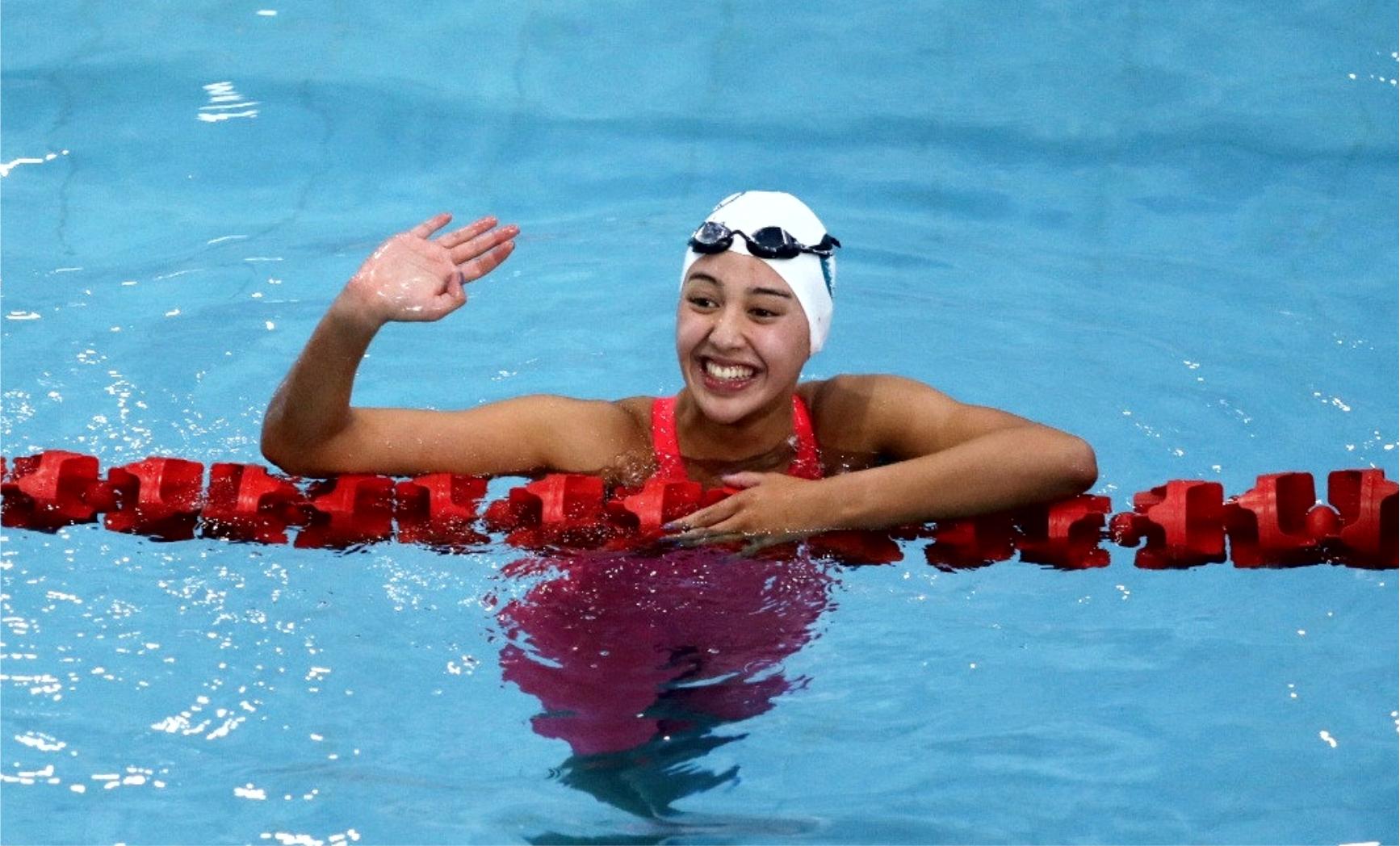 टोकियो ओलम्पिक  : नेपालकी पौडीवाच गौरिकाको राष्ट्रिय कीर्तिमान