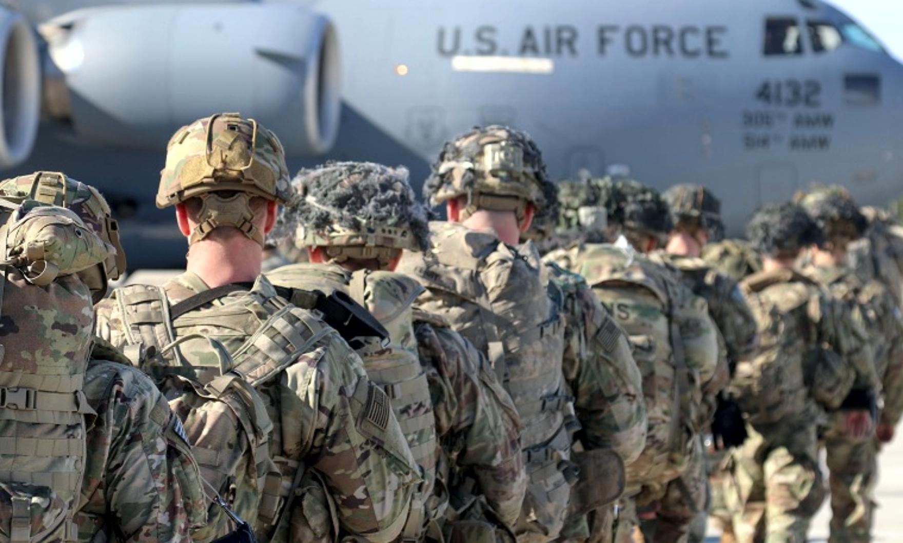 अफगानिस्तान आयो अमेरिकी सैन्य टोली