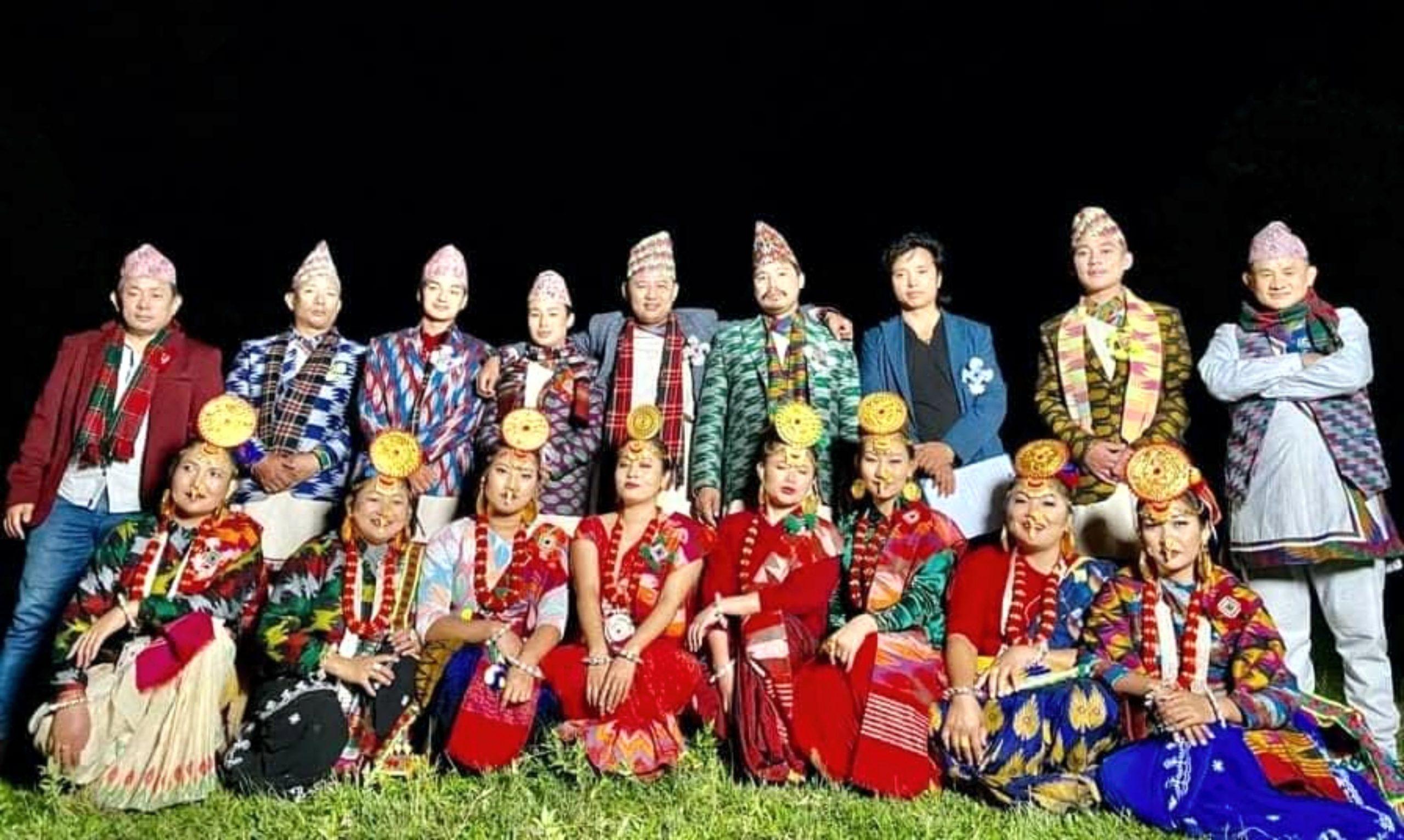 पालाम 'फुङकुसिङ मिम्जिइन्'को छायाँकन सम्पन्न